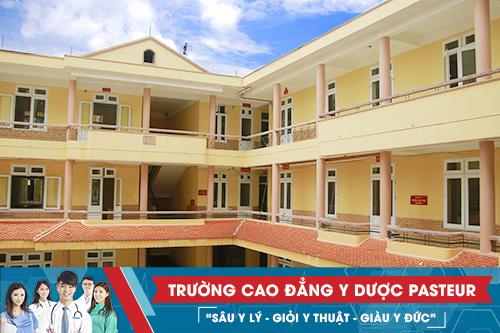 Trường Cao đẳng Y Dược Pasteur cam kết việc làm cho sinh viên