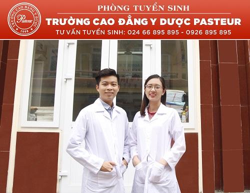 Trường Cao đẳng Y Dược Pasteur chú trọng đào tạo Điều dưỡng viên chất lượng