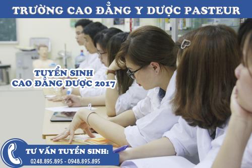 Trường Cao đẳng Y Dược Pasteur đào tạo Dược sĩ giỏi chuyên môn