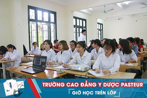 Học liên thông Cao đẳng Điều dưỡng nên chọn Trường Cao đẳng Y Dược Pasteur