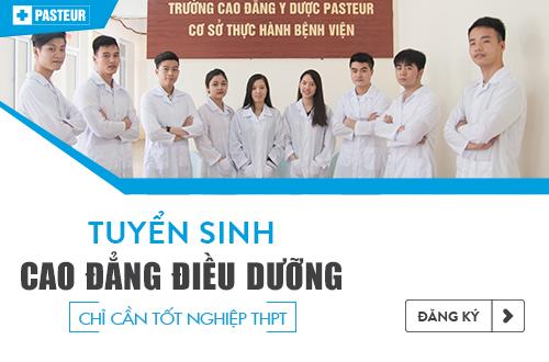 Điểm chuẩn Cao đẳng Điều dưỡng Hà Nội năm 2018