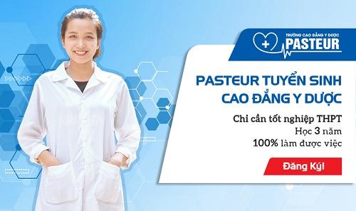 Trường Cao đẳng Y Dược Pasteur tuyển sinh Cao đẳng Dược năm 2017