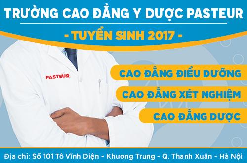 Tuyển sinh Cao đẳng Y Dược học tại Hà Nội