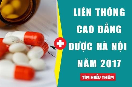 Đào tạo Liên thông Cao đẳng Dược chất lượng ở đâu Hà Nội?