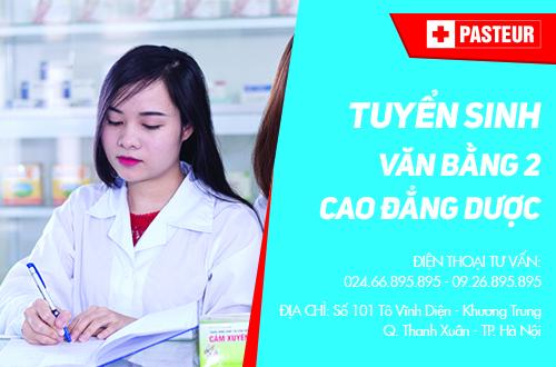 Địa chỉ đào tạo Văn bằng 2 Cao đẳng Y Dược uy tín nhất tại Hà Nội