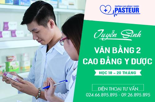 Địa chỉ đào tạo văn bằng 2 Cao đẳng Y Dược tại Hà Nội