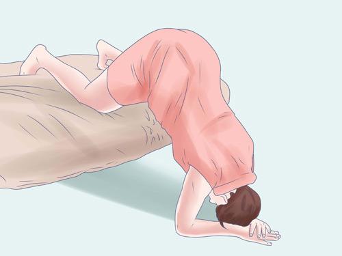 Bài tập chống chân