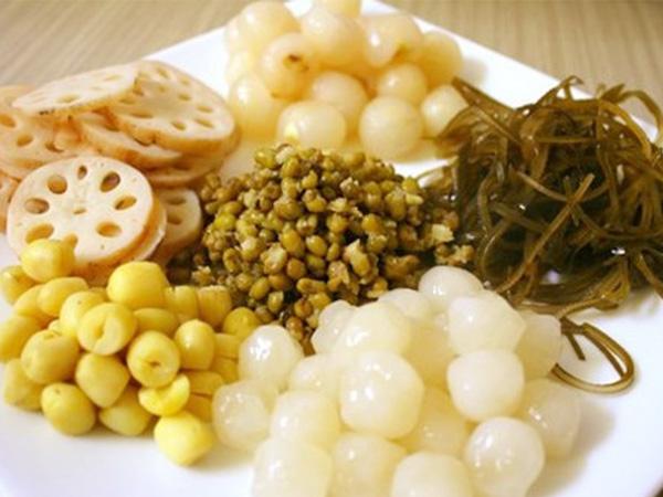 Công dụng lớn của hạt sen với sức khỏe