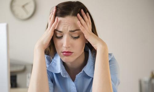 Bệnh lo âu, căng thẳng rất phổ biến trong xã hội hiện nay
