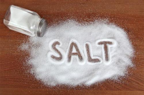 Bệnh nhận suy thận cần cắt giảm lượng muối ăn hàng ngày