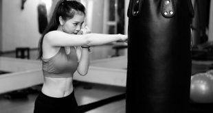 Tập boxing để rèn luyện sức khỏe