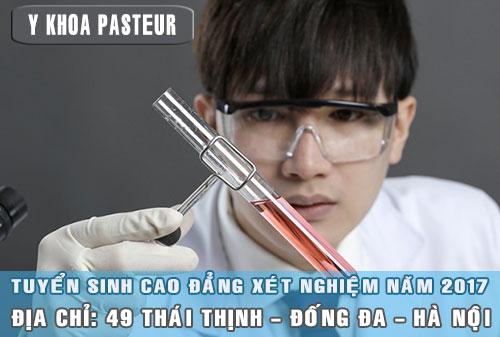 Tại Hà Nội có địa chỉ đào tạo Cao đẳng Xét nghiệm uy tín nào?