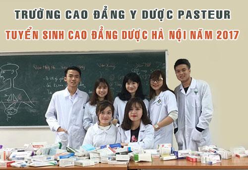 Địa chỉ đào tại Dược sĩ Cao đẳng chất lượng tại Hà Nội