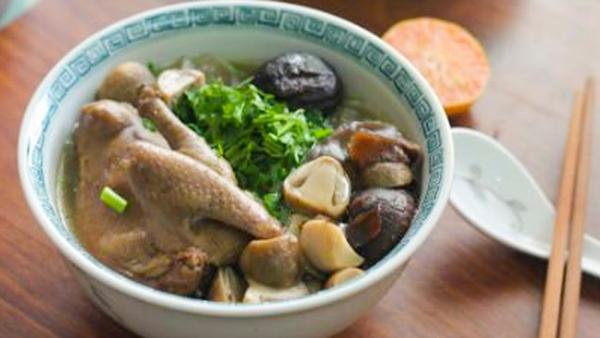 Món ăn bài thuốc giúp nâng cao sức khỏe cho mùa đông