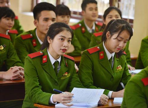 Các trường Quân đội đồng loạt công bố điểm chuẩn trúng tuyến 2017