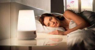 Tắt đèn trong khi ngủ