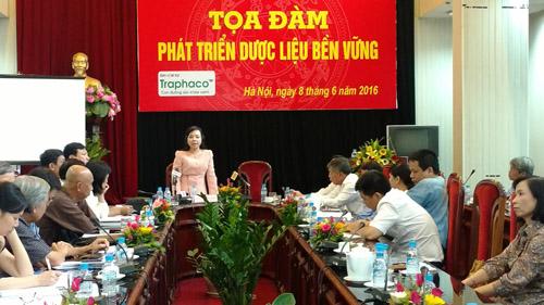 """Lời giải cho bài toán """"khát"""" Dược liệu ngành Dược Việt"""