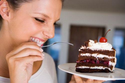 Càng thích đồ ngọt càng nhanh già