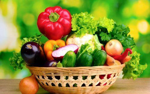 Người mắc bệnh tiểu đường nên bổ sung các nguồn thực phẩm từ rau xanh và trái cây