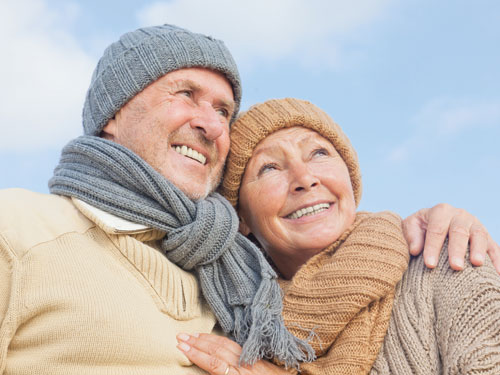 Người già cần chú ý giữ sức khỏe của mình