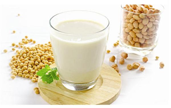 Sữa đậu cũng có công dụng rất tốt cho sức khỏe