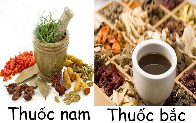Thuốc bắc và thuốc nam