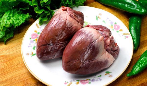 Tim lợn hầm thuốc bắc, món ăn tốt cho sức khỏe