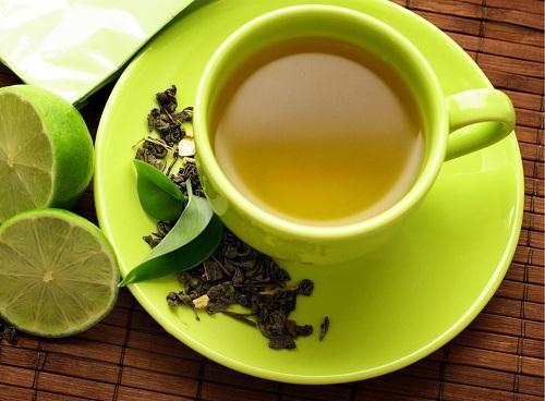 Bài thuốc dân gian từ trà xanh