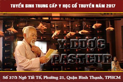 Địa chỉ đào tạo Trung cấp Y học cổ truyền TPHCM