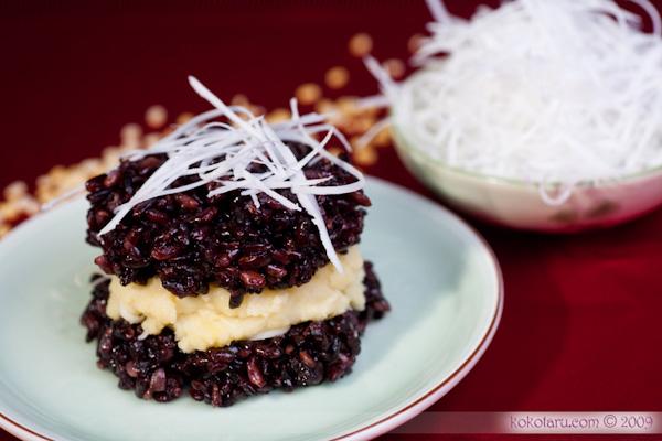 Sử dụng các món ăn từ gạo nếp cẩm rất tốt cho cơ thể