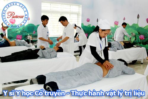 Đào tạo Y sĩ Y học cổ truyền chất lượng tại Hà Nội